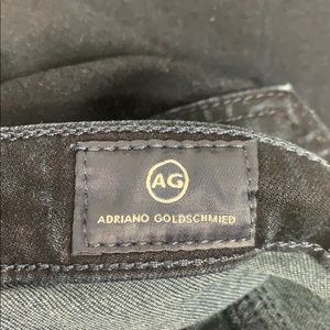Ag Adriano Goldschmied Jeans - Adriano Goldschmied The Stevie ankle slim straight